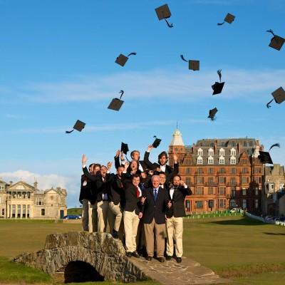 WINSTONuniversity Graduation