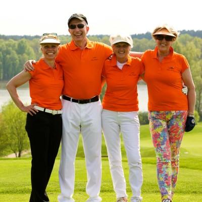 Oranje Golfturnier WINSTONopen